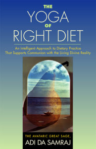 yoga of right diet